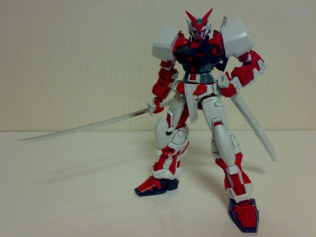 Gundam Seed Astray MBF-P-02 Red Frame 3