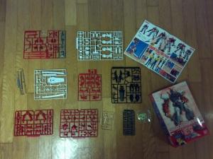 Gundam Seed Astray MBF-P02 Red Frame